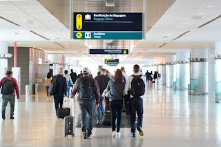 Estrangeiros estão proibidos de entrar no Brasil pelos próximos 30 dias