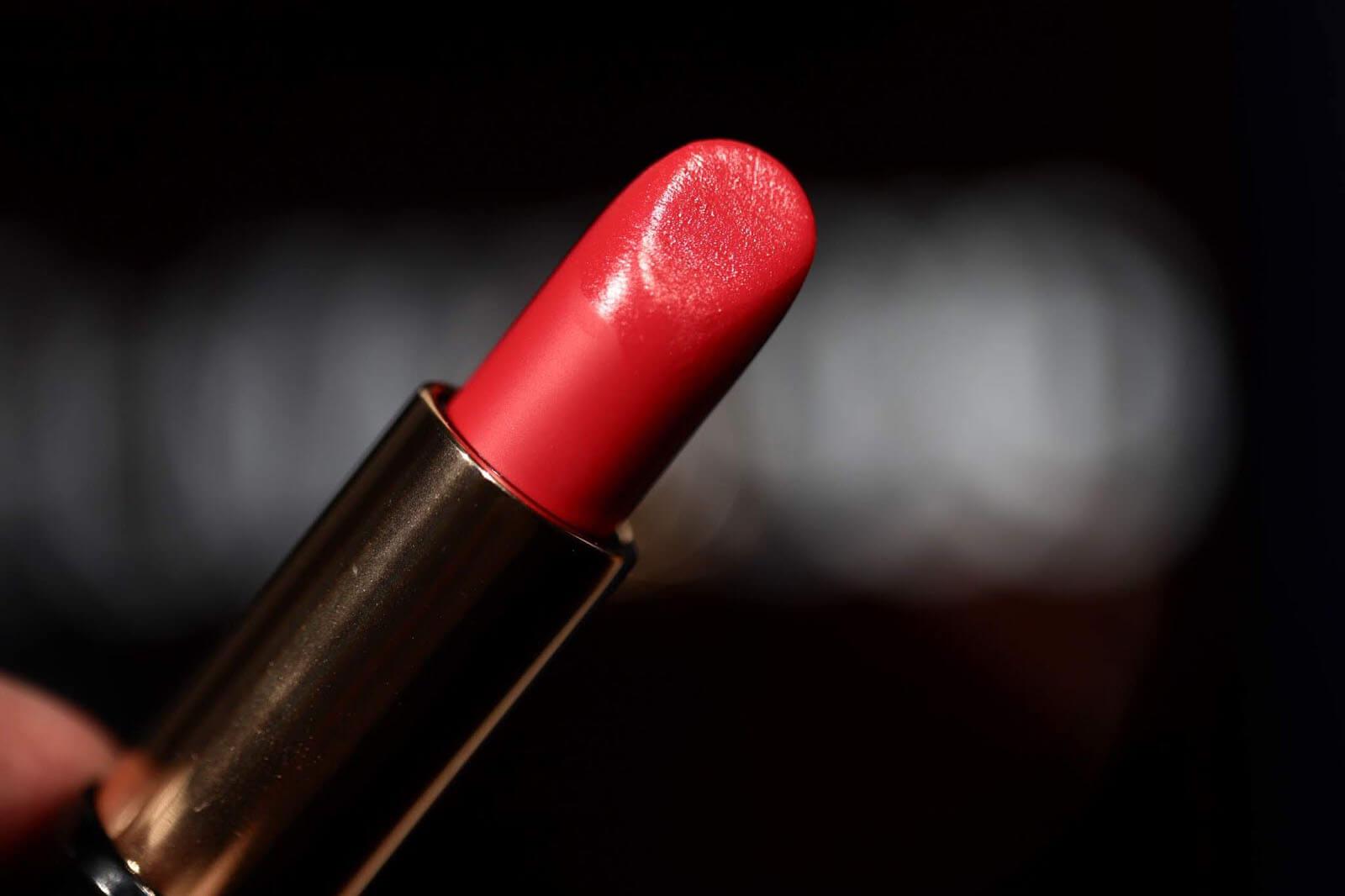 Lancôme Mert Marcus L'Absolu Rouge 198 Rouge Flamboyant avis