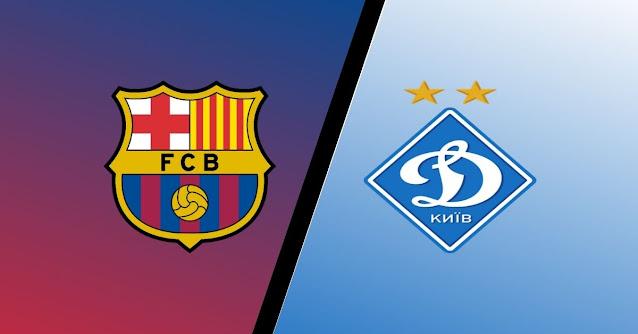 موعد مباراة برشلونة ضد دينامو كييف والقنوات الناقلة الأربعاء 4 نوفمبر 2020 في دوري أبطال أوروبا