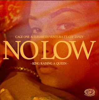 Cage One & Elisabeth Ventura feat Cef Tanzy - No Low