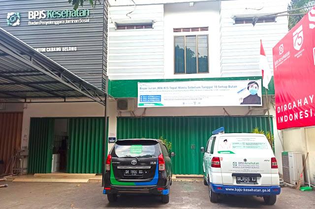 Kantor BPJS Selong ditutup sementara, 4 staf positif Corona