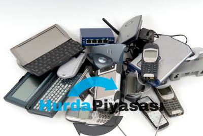 Elektronik Hurda Alanlar