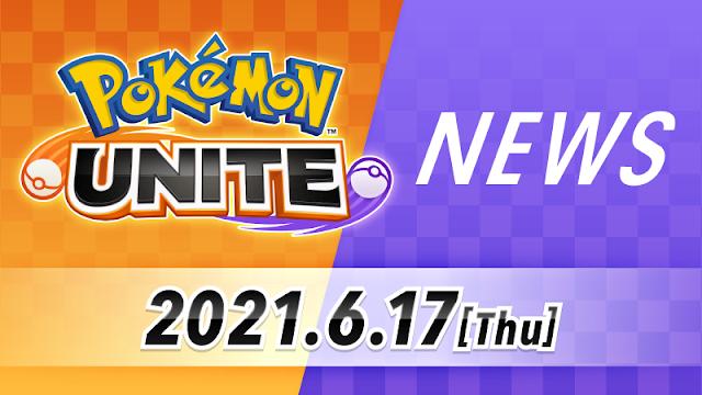 Pokémon UNITE (Switch/Mobile) News