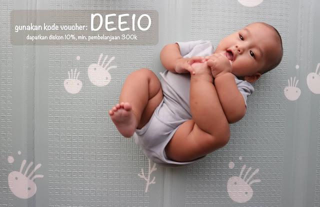 playmat bayi yang bagus