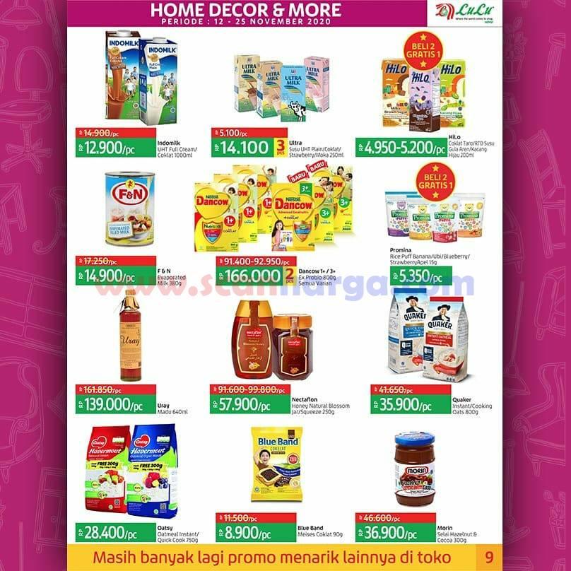 Katalog Promo LULU Supermarket 12 - 25 November 2020 9