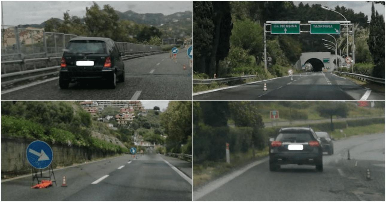 Autostrada Catania Messina A18