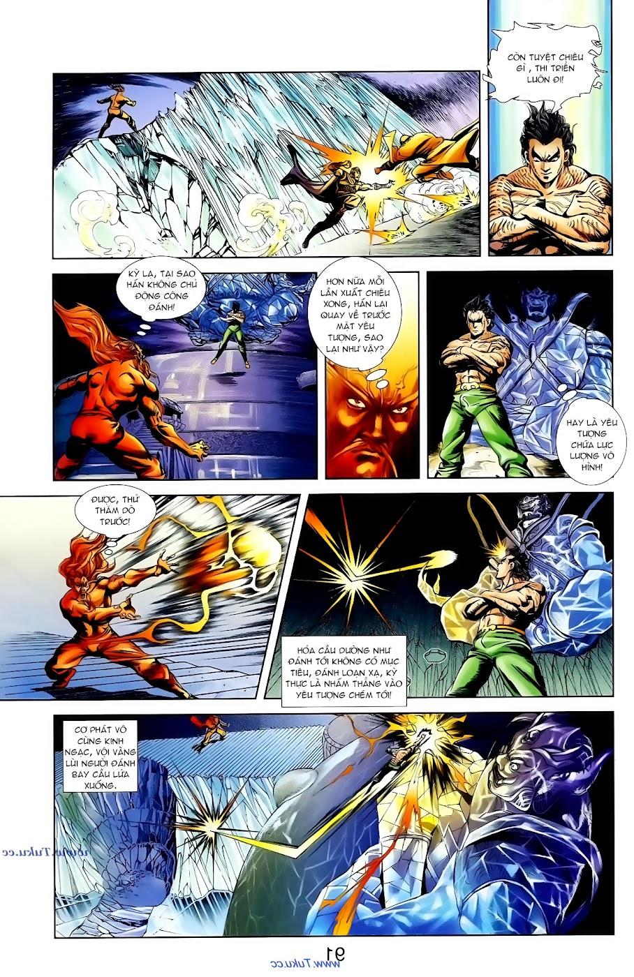 Cơ Phát Khai Chu Bản chapter 101 trang 30