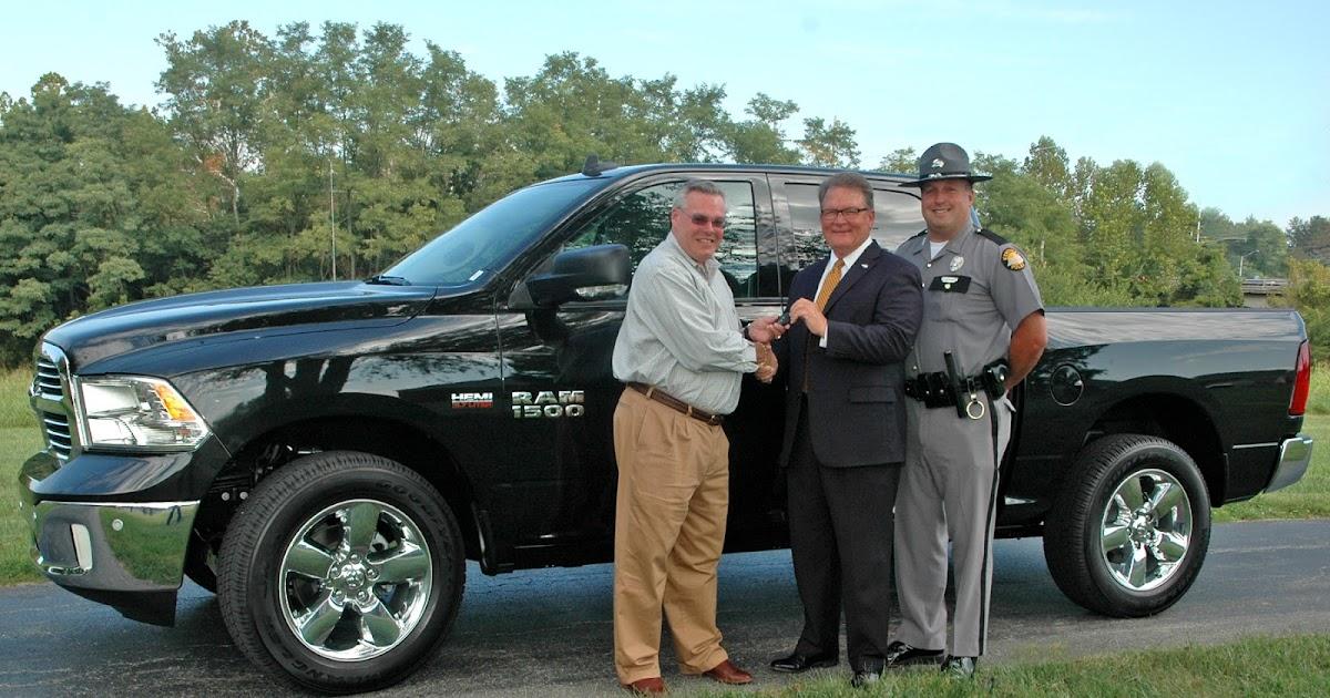 The Press Online: Winner of KSP truck raffle announced