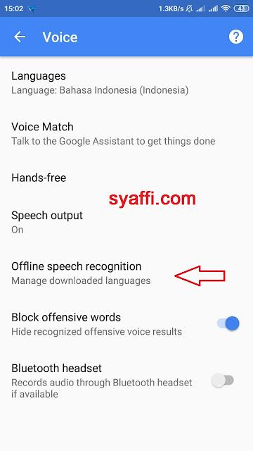 Cara Menghilangkan Notifikasi Female for Indonesia (Indonesia) Waiting for Network pada HP Xiaomi