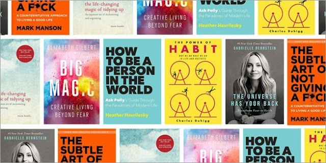 Top 10 Best Self Help Books of All Time