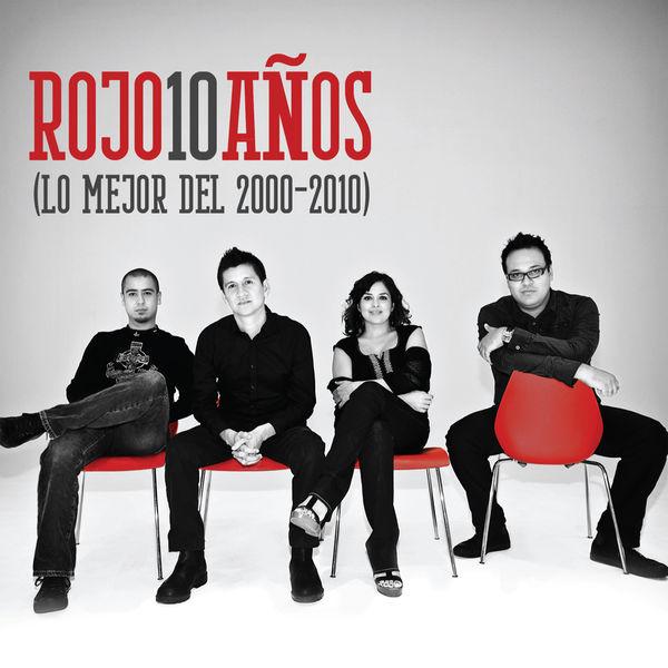 Rojo – Rojo 10 Años (2010)