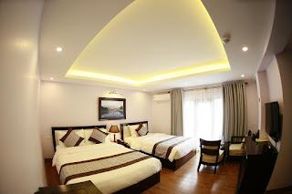 August Sapa Hotel- phòng