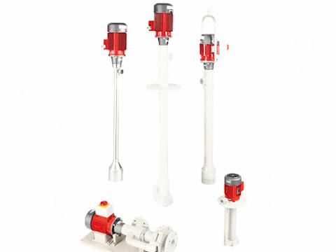 Flux Pump Type Centrifugal