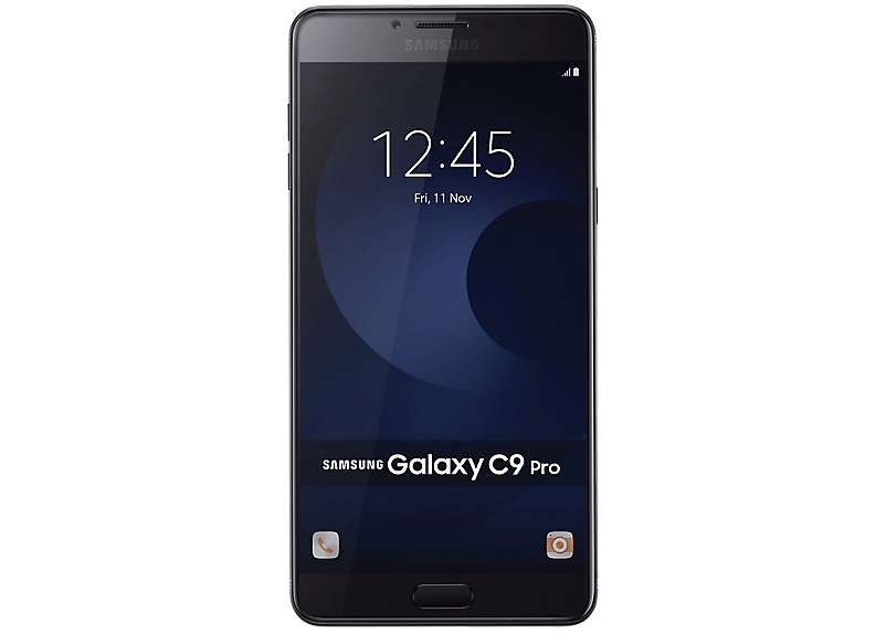 samsung galaxy c9 pro front design