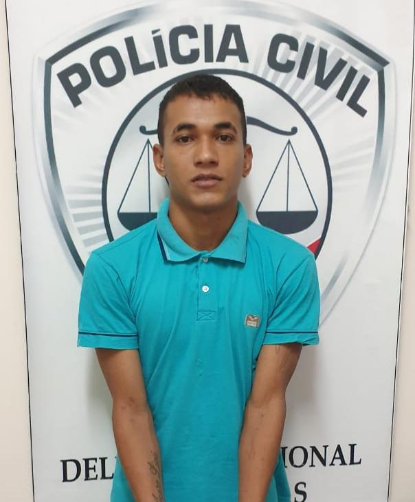 Policia Civil prende o homem que matou jovem na Praia da Caema em Pedreiras.