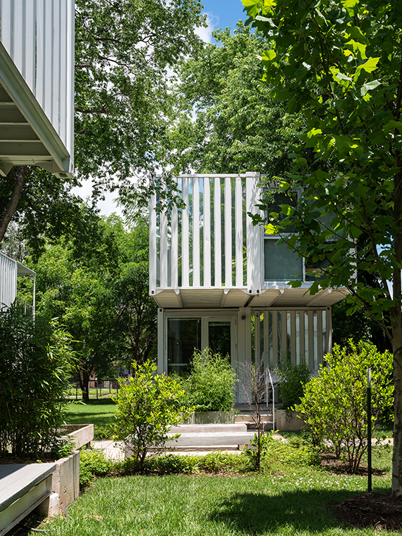 Award-Winning Shipping Container Homes, Oklahoma City 12