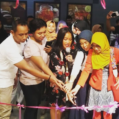 Grand Opening eTC Sophie Paris Semarang