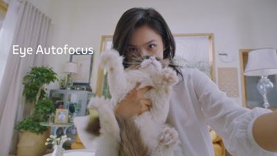 ถ่ายเซลฟีได้เหนือกว่า ด้วยกล้องหน้าสุดคมชัด 44MP Eye Autofocus บน Vivo V20 series