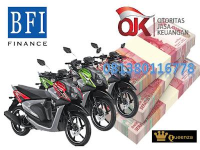 Dana Tunai Jaminan BPKB Motor di BFI Finance, Dana Tunai Jaminan BPKB Motor di BFI Finance Terpercaya