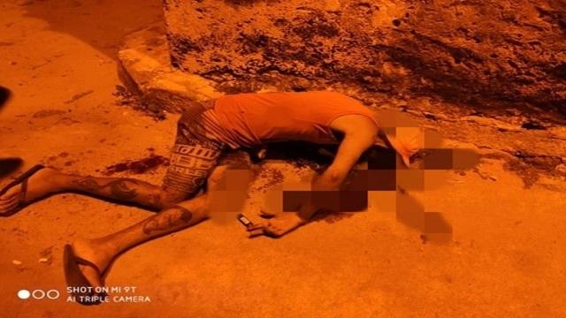 Homem é assassinado com um tiro na região da cabeça, em Itaporanga