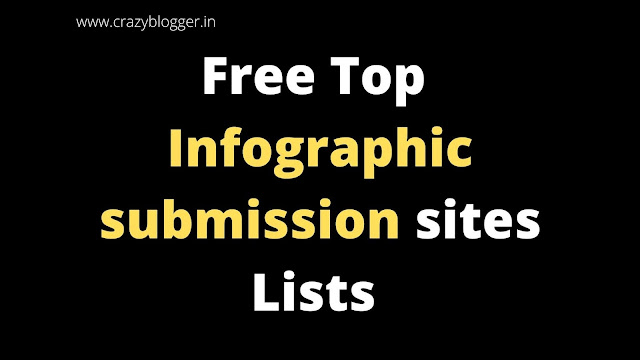 Top Free Infographic Submission Site List 2020