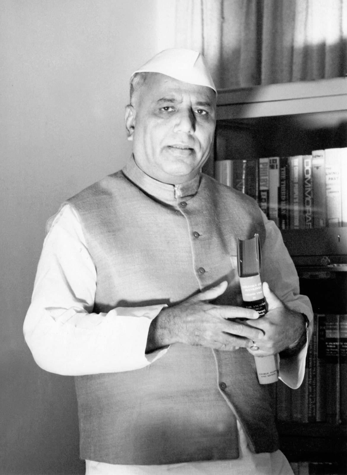 yashwantrao chavan Latest