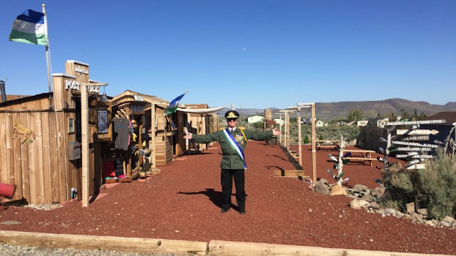 3. The Republic of Molossia