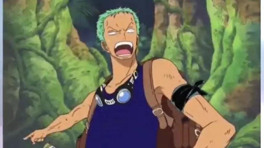 One Piece: Kenapa Zoro Selalu Tersesat? Ini Alasannya! + 10 Meme Nyasarnya Zoro!