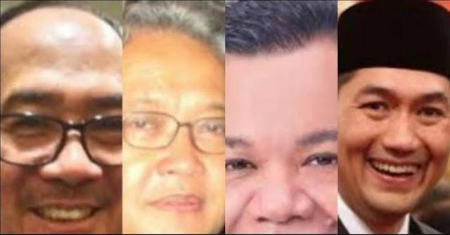 Ini lho Relawan dan Kader Partai Pendukung Jokowi yang Diajukan Jadi Dubes