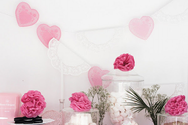 partyerie prinzessin party sweet table. Black Bedroom Furniture Sets. Home Design Ideas