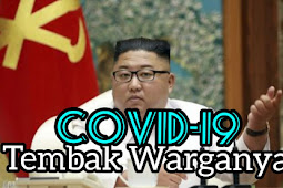 Cara Korea Utara Tangani Covid19