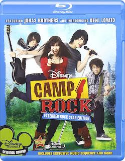 Camp Rock [BD25] *Con Audio Latino