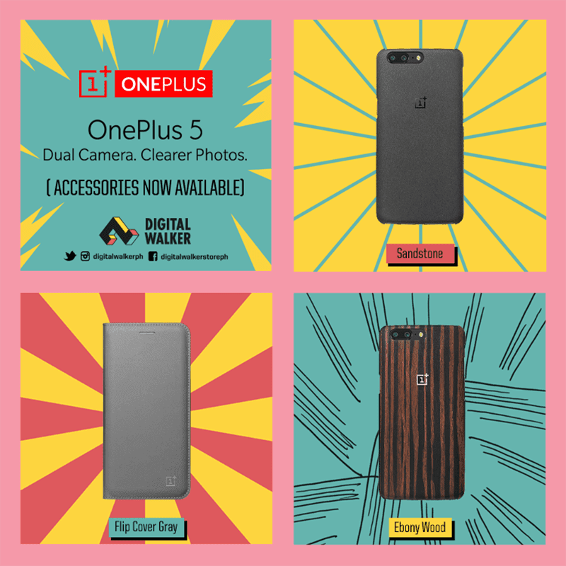 OnePlus 5 cases in PH