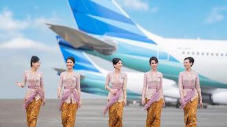 Garuda Indonesia PHK Sejumlah Pilot,Ini Penjelasannya
