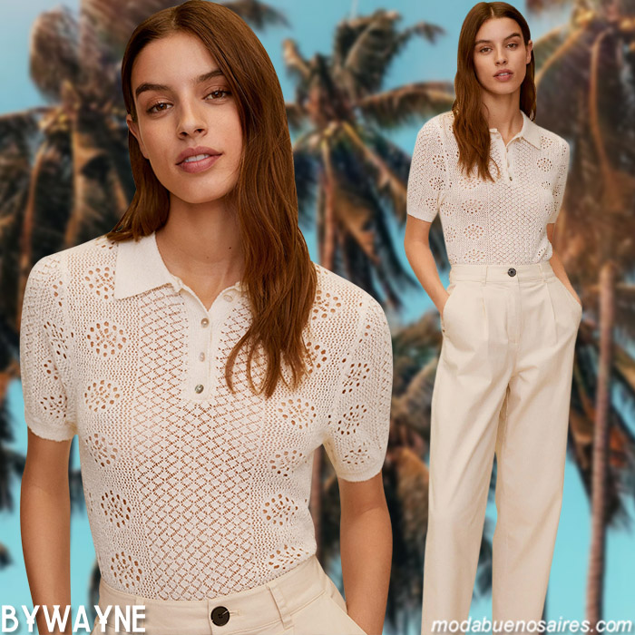 tejidos 2021 moda mujer