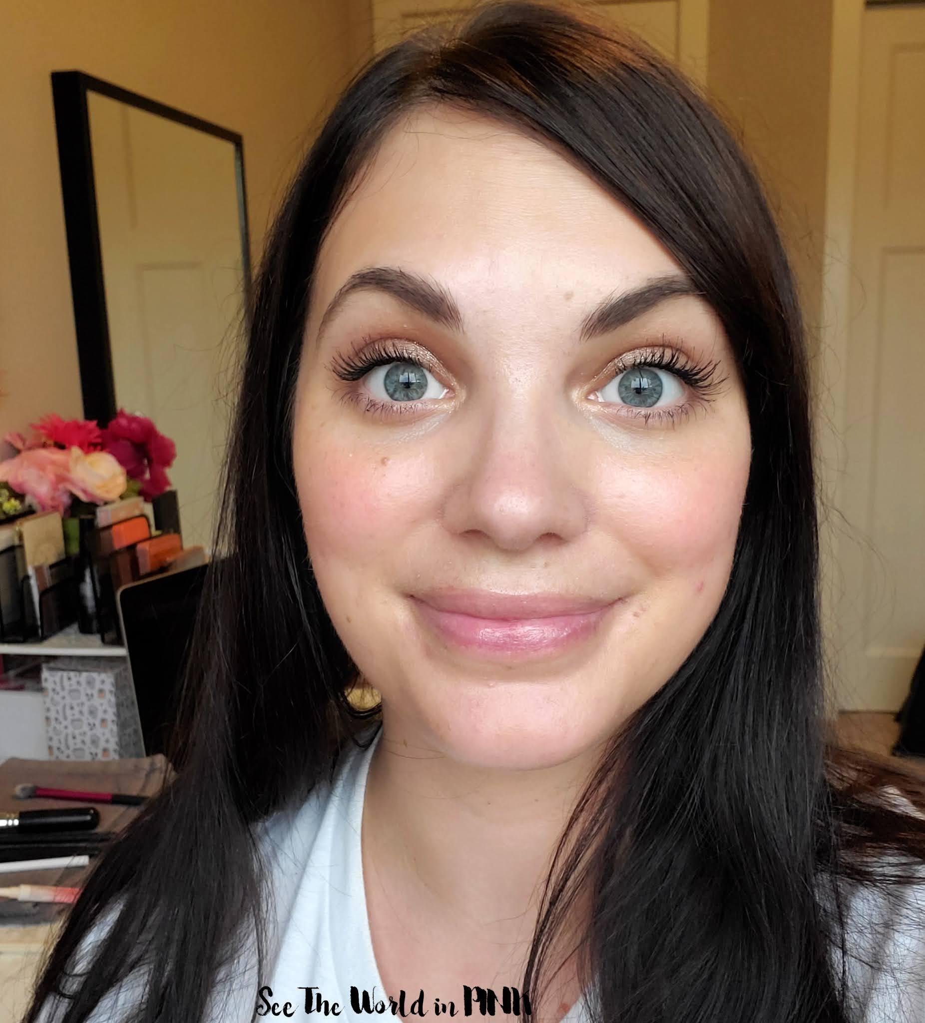 August Shop My Stash ~ Easy, Go-to Summer Makeup Look