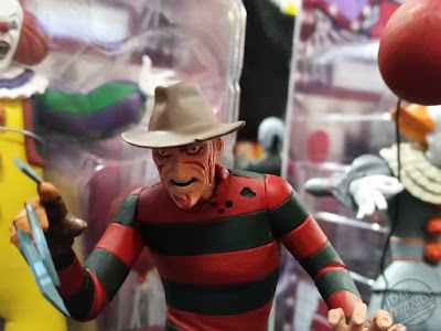 NECA Fan Event 2019 Toony Terrors Horror Action Figures