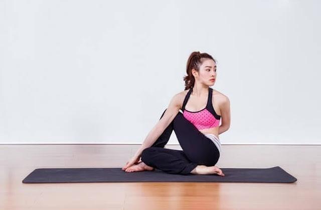 Tập thể dục vùng cổ, vai, gáy mỗi ngày phòng ngừa rối loạn tiền đình