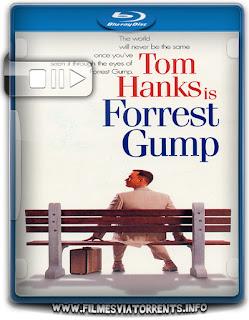 Forrest Gump, O Contador De História Torrent - BluRay Rip 1080p Dual Áudio