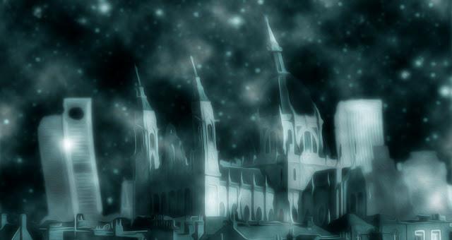El Onirium (parte 2) | Por D. D. Puche | The Hellstown Post, web de fantasía, terror y ciencia ficción.