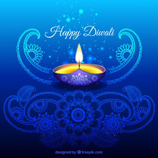 Download beautiful Whatsapp DP for Happy Diwali 2016