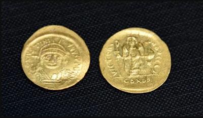 Βυζαντινός θησαυρός βρέθηκε στα Δαρδανέλια, κοντά στο ναό του Απόλλωνα Σμινθέα