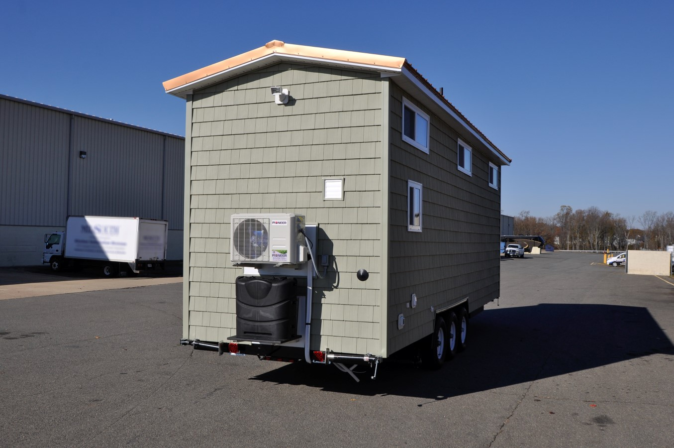 Tiny House Town The Bayview From Tiny House Building Company