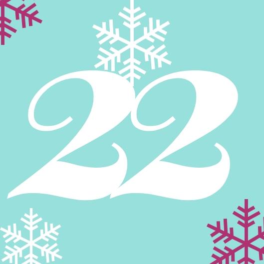 Adventskalendertürchen 22