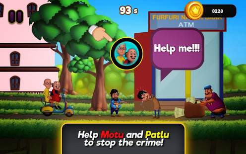 motu patlu speed racing free download