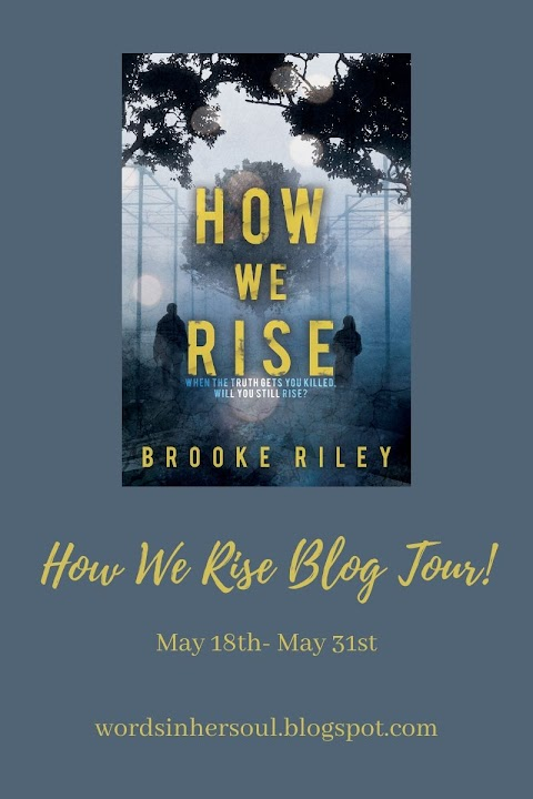 How We Rise by Brooke Riley//////BLOG TOUR