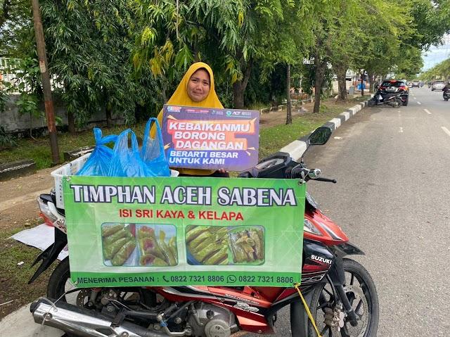 "MRI Banda Aceh, Adakan Aksi ""IMPLEMENTASI BORONG DAGANG UMKM""   PikiranSaja.com"