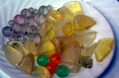 Treasures: glass in various forms :: All pretty Things