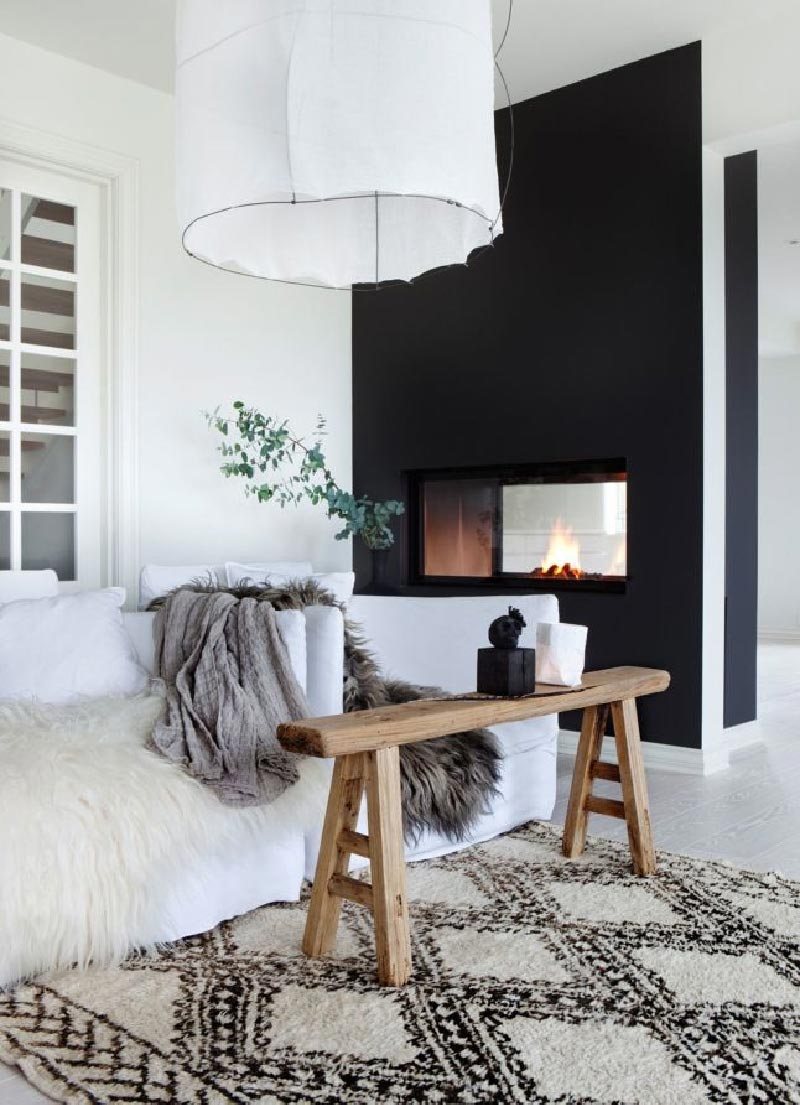 Decorare casa in inverno per renderla calda e accogliente - Idee per decorare casa ...