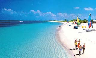 Providenciales, islas Turcas y Caicos la mejor isla del Caribe y del mundo